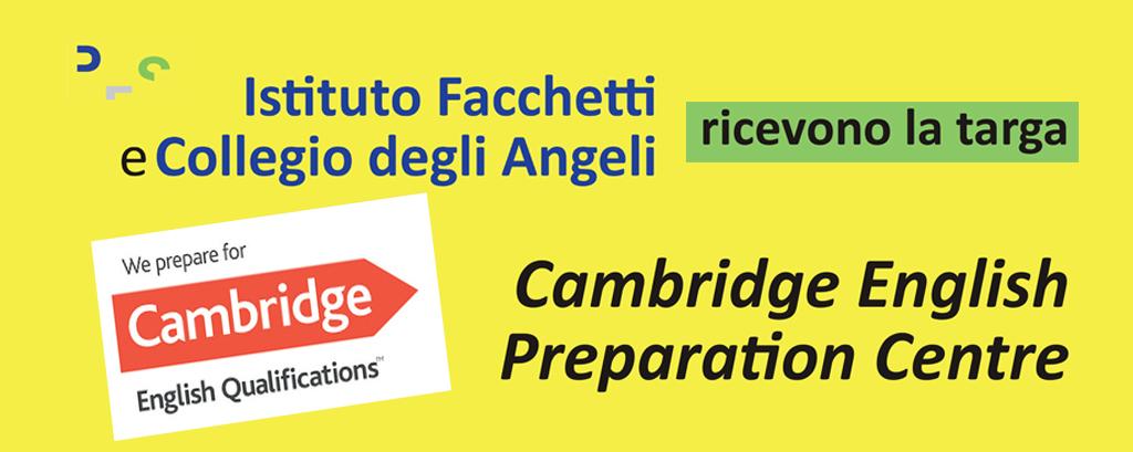 WE PREPARE FOR CAMBRIDGE ENGLISH